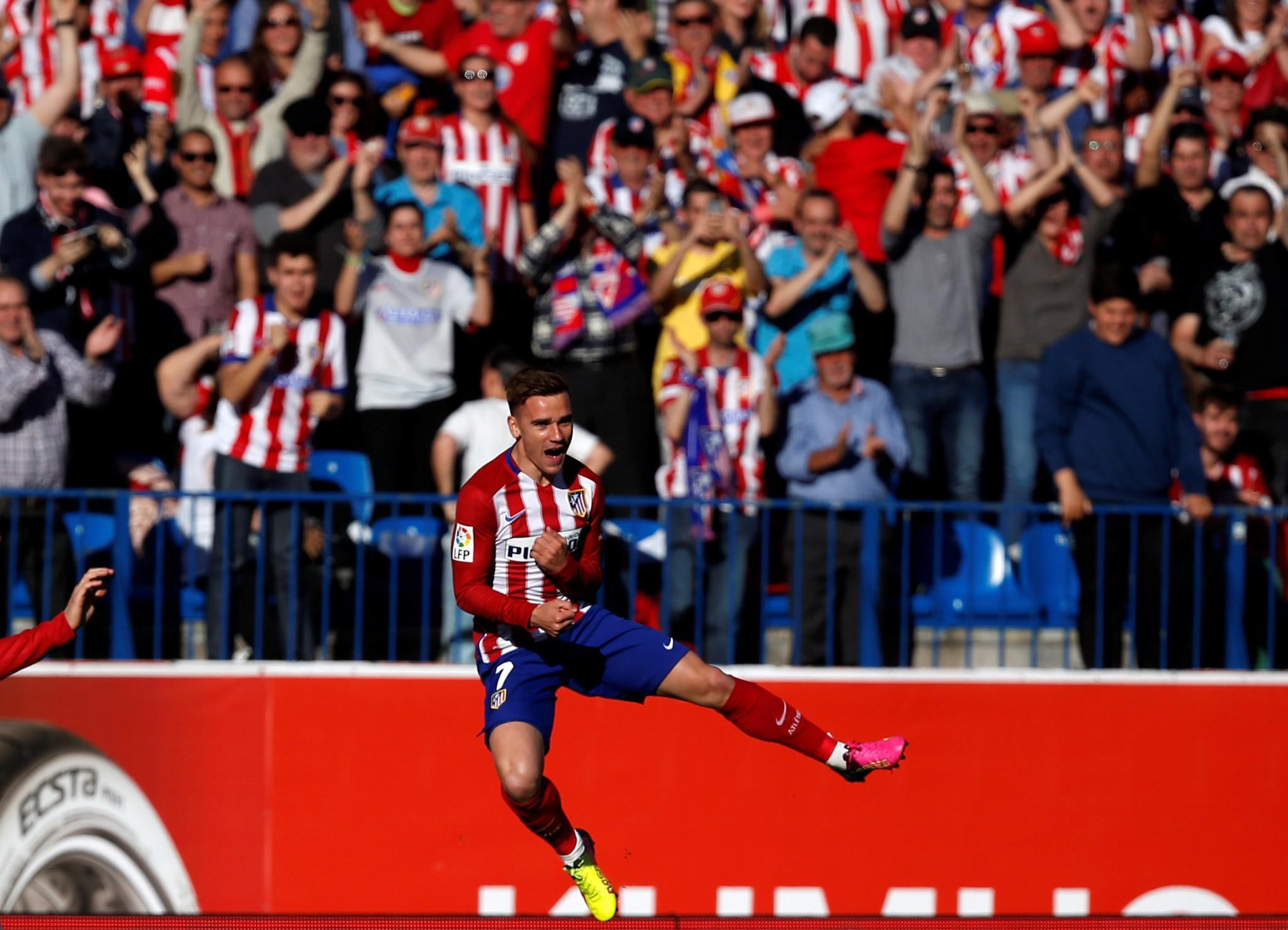 atletico-madrid-1000 Η μάχη στην κορυφή της Primera Division καλά κρατεί
