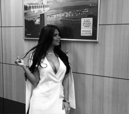 milenasantos1-452x400 Η κυρία υπουργού που κολάζει τη Βραζιλία
