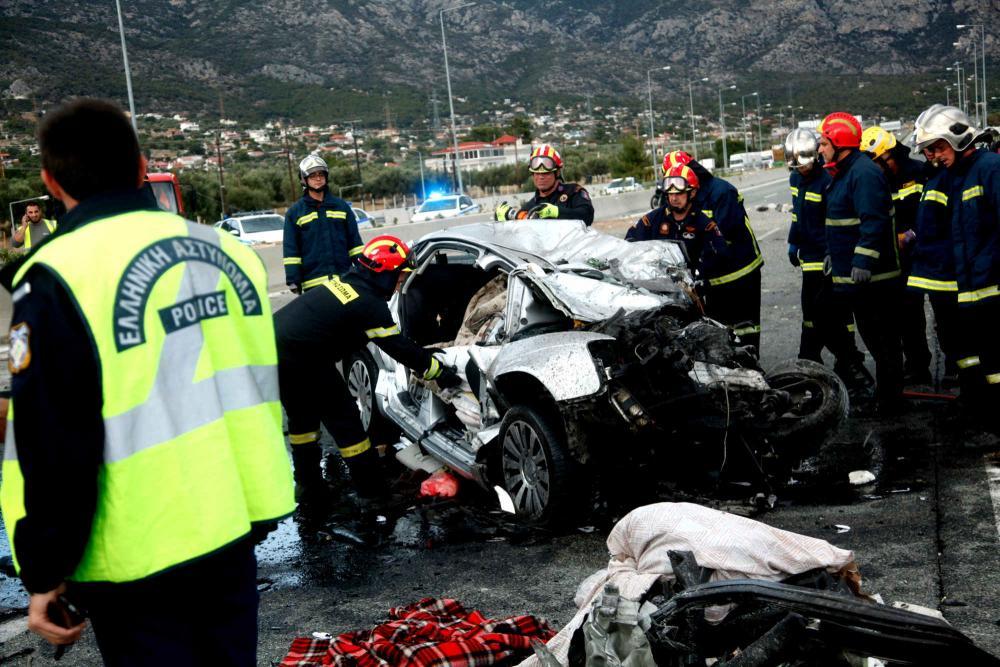 Θεσσαλονίκη: Η υπερβολική ταχύτητα νούμερο ένα λόγος για τα τροχαία ατυχήματα και τον Μάιο του 2021