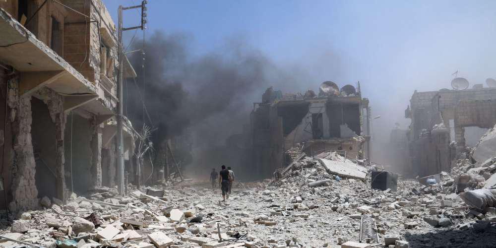 Απειλεί η Γαλλία: Θα επιτεθούμε ξανά στη Συρία αν διαπιστώσουμε ότι έγινε χρήση χημικών