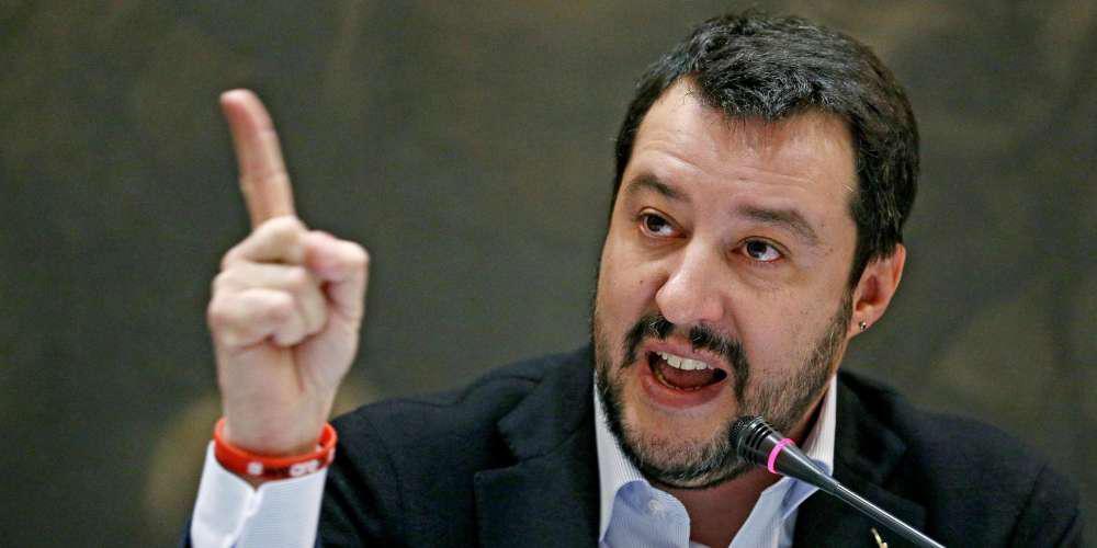 Σάλος στην Ιταλία: Εισαγγελείς της Σικελίας ερευνούν τον Σαλβίνι – Τι απάντησε