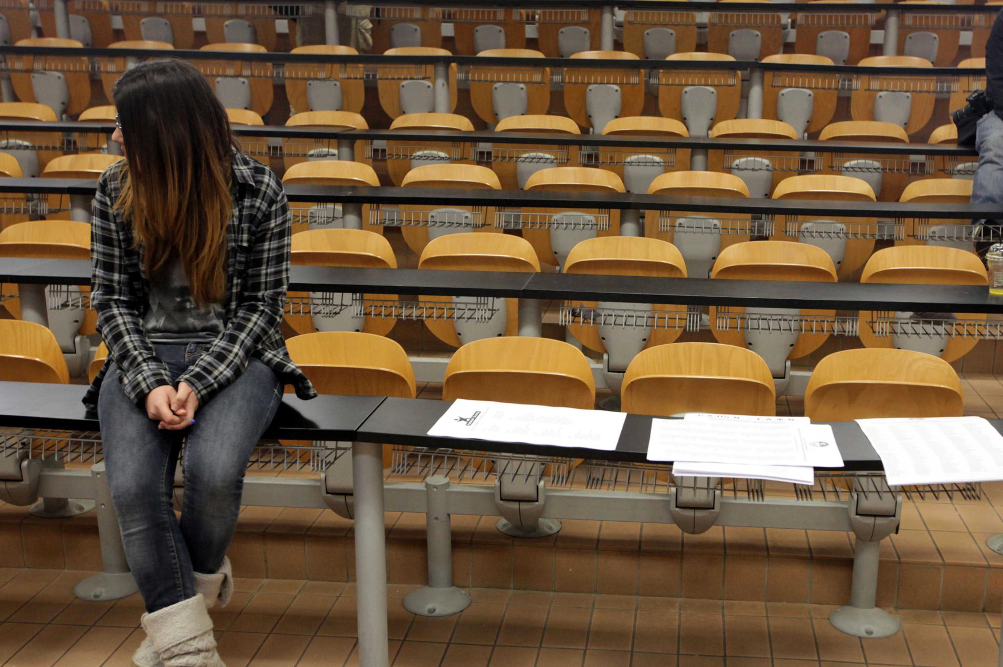 Με παρατράγουδα ολοκληρώθηκαν οι φοιτητικές εκλογές