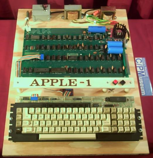 aplle1-1000 Δείτε πόσο πουλήθηκε σε δημοπρασία ο πρώτος υπολογιστής Apple [εικόνα]