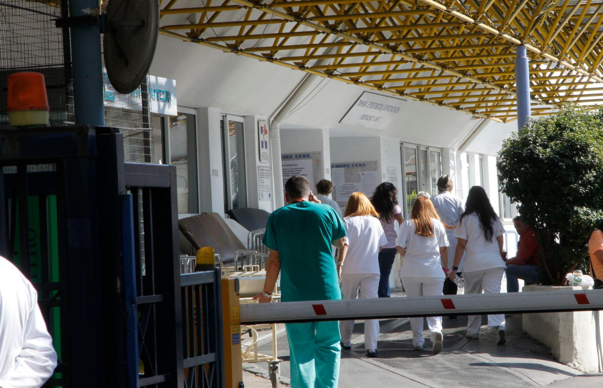 Κορωνοϊός - Ευαγγελισμός: Από επισκέπτη ίσως η διασπορά - 20 κρούσματα σε εργαζόμενους και ασθενείς