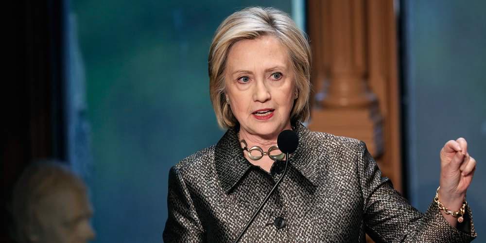 Το ξεκαθάρισε η Χίλαρι Κλίντον: Δεν είχα ποτέ σχέση με γυναίκα