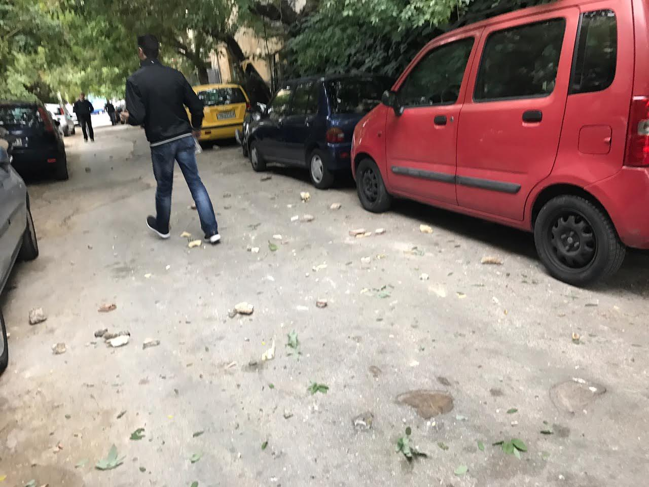 episodiai-prosfigika-1300jpg-3 Επεισόδια αντεξουσιαστών-ΜΑΤ στα προσφυγικά της Λεωφόρου  Αλεξάνδρας [εικόνες & βίντεο]