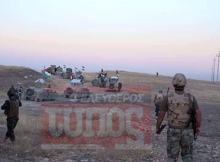 mosouli-13 Δεύτερη ημέρα της επιχείρησης για την ανακατάληψη της Μοσούλης [live]