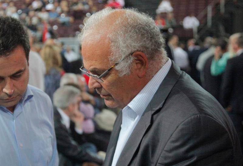Ο πρώην δήμαρχος Πειραιά, Στέλιος Λογοθέτης