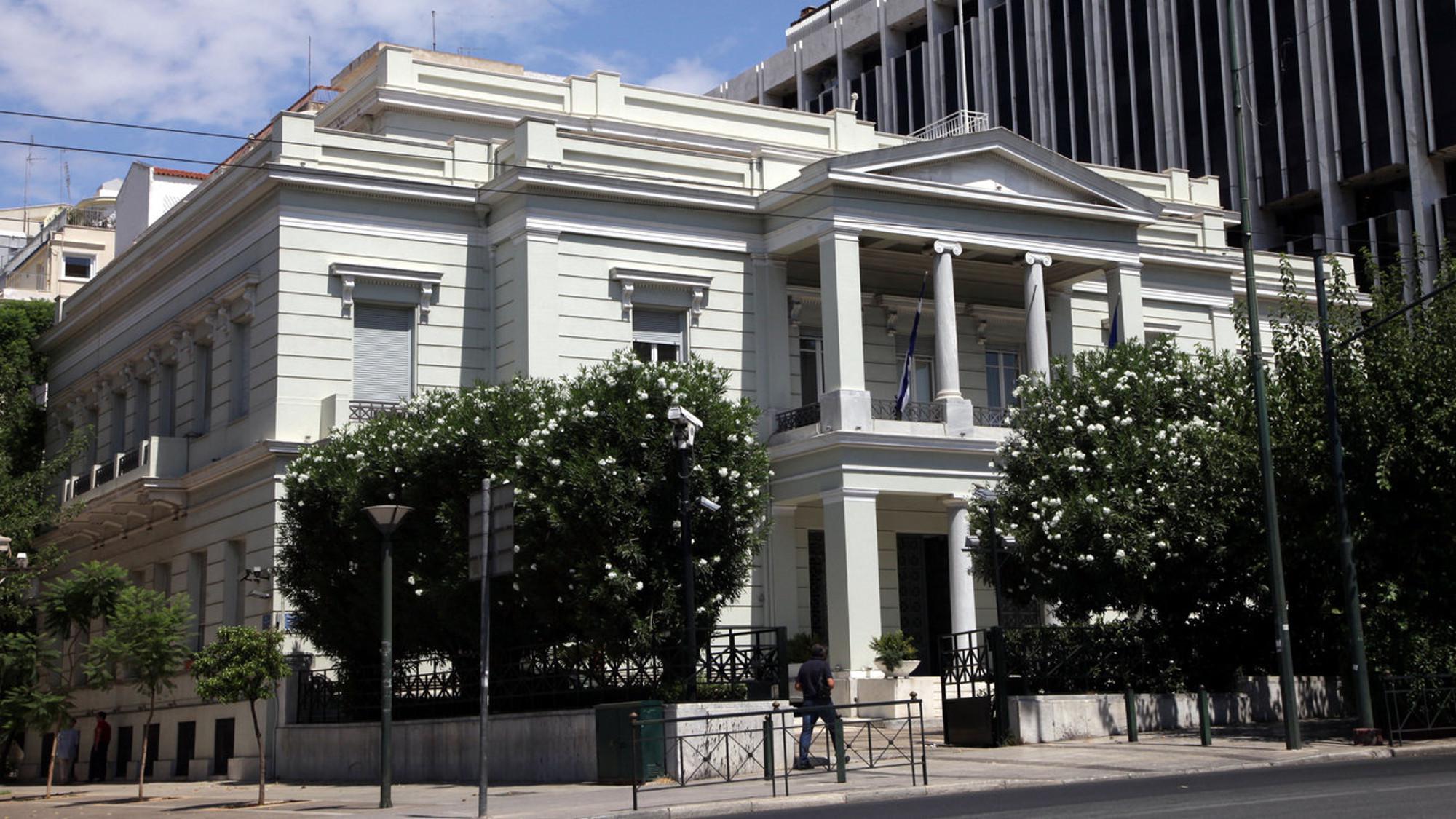Διάβημα της Αθήνας στην Άγκυρα για την παρενόχληση του γαλλικού ερευνητικού