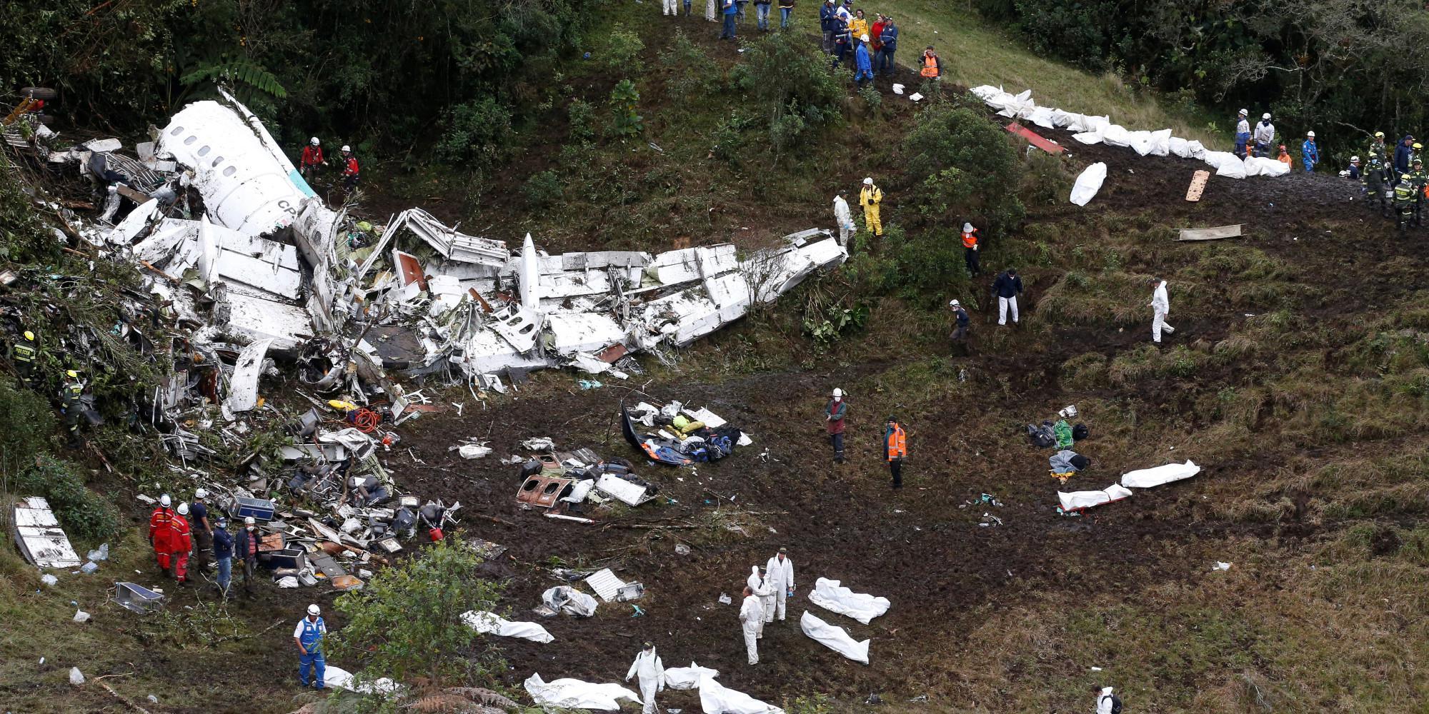 aeroporiki-tragodia-podosfairiki-omada-kolomvias-1000 71 είναι οι νεκροί από την αεροπορική τραγωδία στην Κολομβία- 4 δεν επιβιβάστηκαν στο αεροπλάνο