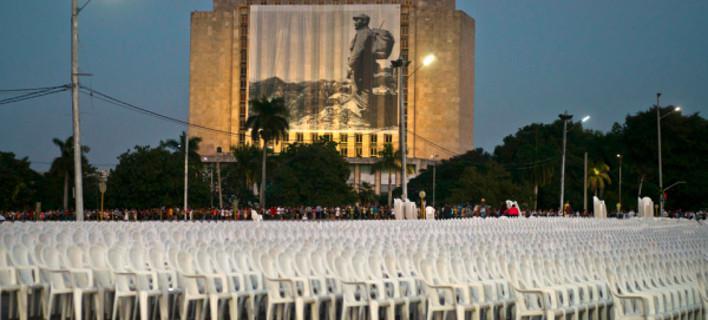 kastro4 Αυτή είναι πλατεία που θα εκφωνήσει τον επικήδειο για τον Κάστρο ο Αλέξης Τσίπρας [εικόνες]