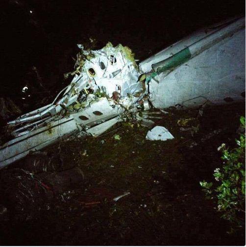 suntrimia-1300 Υπάρχουν επιζώντες από την συντριβή του αεροσκάφους στην Κολομβία