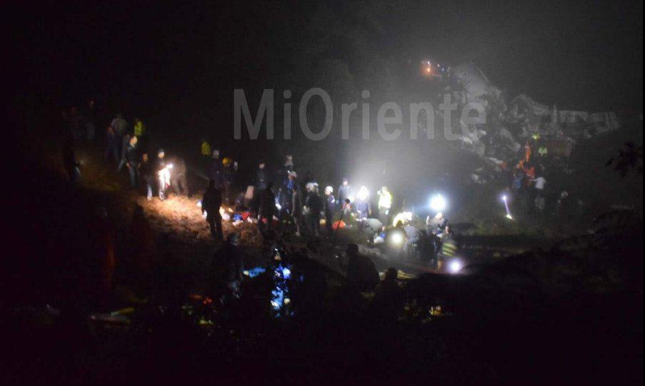 suntrivi-aeroplanou-colomvia-1300-4 Υπάρχουν επιζώντες από την συντριβή του αεροσκάφους στην Κολομβία
