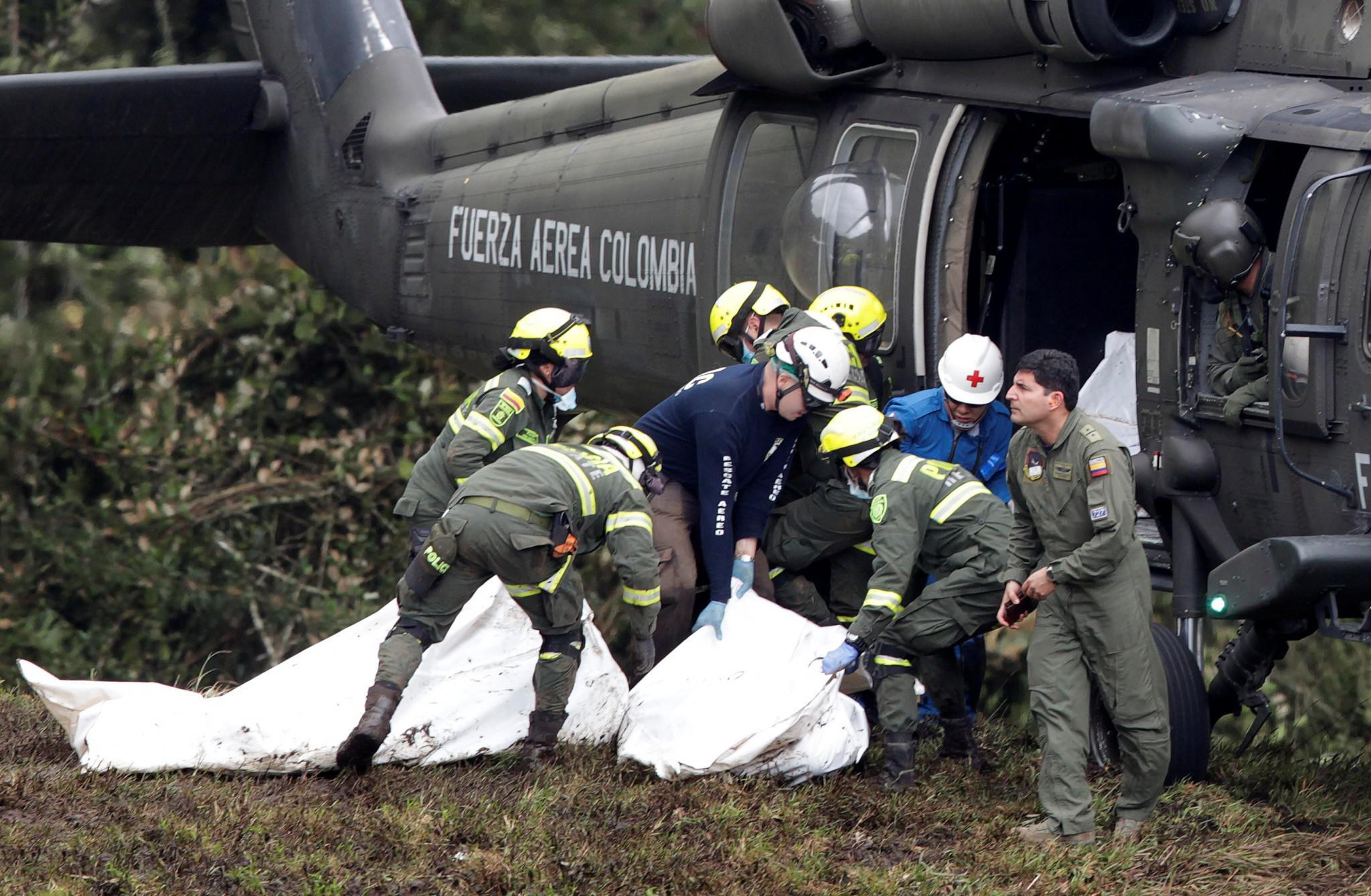 tragodia-aeroporiko-dustixima-kolomvia-nekroi-1300-1 71 είναι οι νεκροί από την αεροπορική τραγωδία στην Κολομβία- 4 δεν επιβιβάστηκαν στο αεροπλάνο