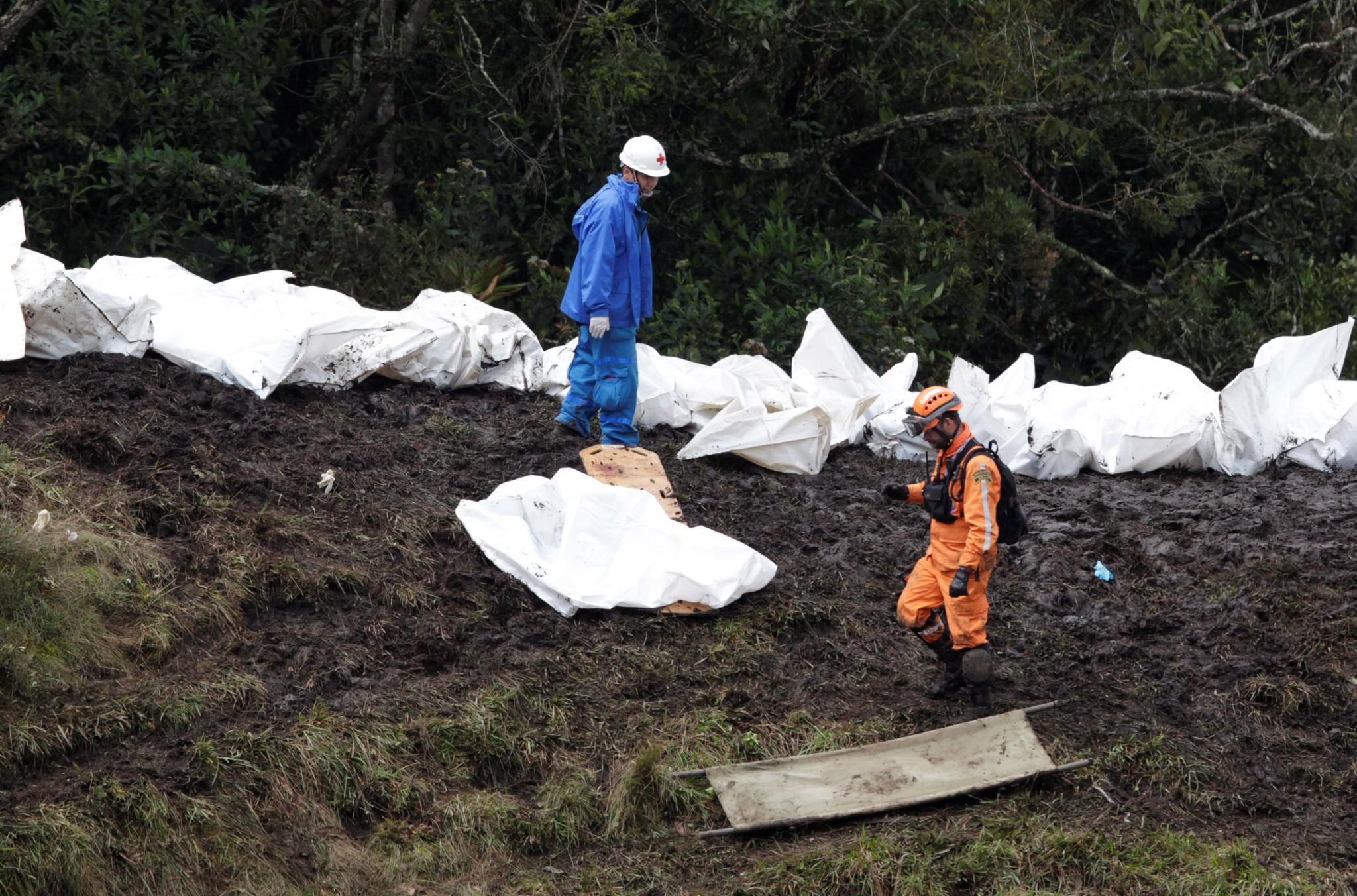 tragodia-aeroporiko-dustixima-kolomvia-nekroi-1300-3 71 είναι οι νεκροί από την αεροπορική τραγωδία στην Κολομβία- 4 δεν επιβιβάστηκαν στο αεροπλάνο