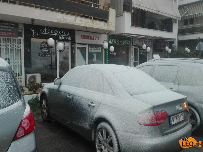 xionia-voreia-ellada-1300-3 Στα λευκά η Βόρεια Ελλάδα - Πού έπεσαν τα πρώτα χιόνια [εικόνες & βίντεο]