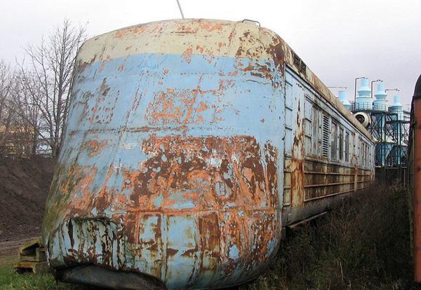 atmomixani1 Σοβιετική ατμομηχανή του 1970 ξεπερνούσε σε ταχύτητα σημερινά τραίνα