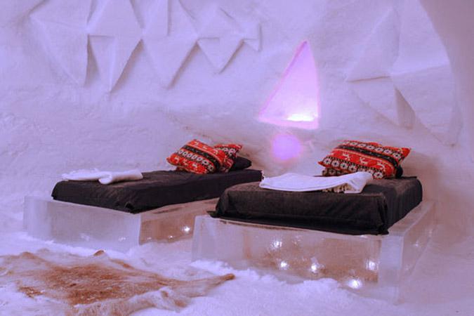 hot2-1 Αυτό είναι το πρώτο ξενοδοχείο στον κόσμο φτιαγμένο από πάγο [εικόνες & βίντεο]