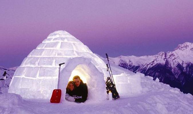 hot7-1 Αυτό είναι το πρώτο ξενοδοχείο στον κόσμο φτιαγμένο από πάγο [εικόνες & βίντεο]