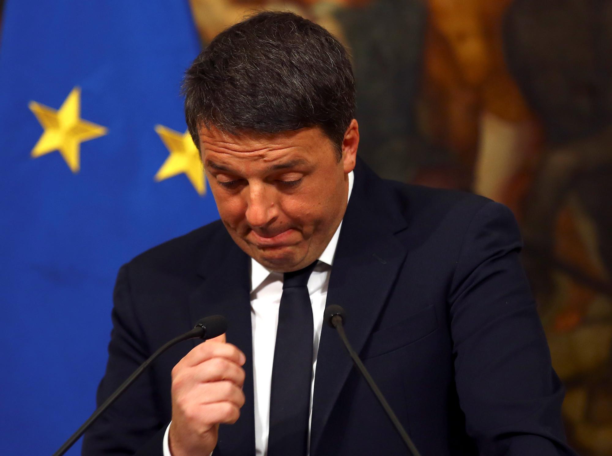 Αποτέλεσμα εικόνας για Tι σημαίνει το «Νo» και ποια η επόμενη μέρα για την Ιταλία