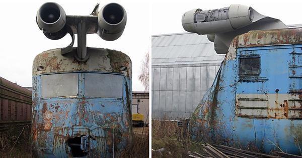 sovietiki-atmomixani1-1300 Σοβιετική ατμομηχανή του 1970 ξεπερνούσε σε ταχύτητα σημερινά τραίνα