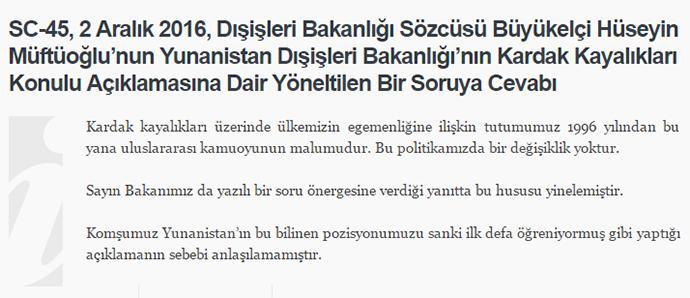 tourkoi-apantisi-13000 Τον «χαβά» τους οι Τούρκοι: Δεν κατανοούμε τη δήλωση της Αθήνας, είναι γνωστή η στάση μας
