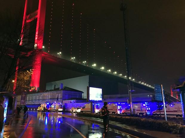 13 Δεκάδες νεκροί από επίθεση ενόπλων σε κλάμπ στην Κωνσταντινούπολη