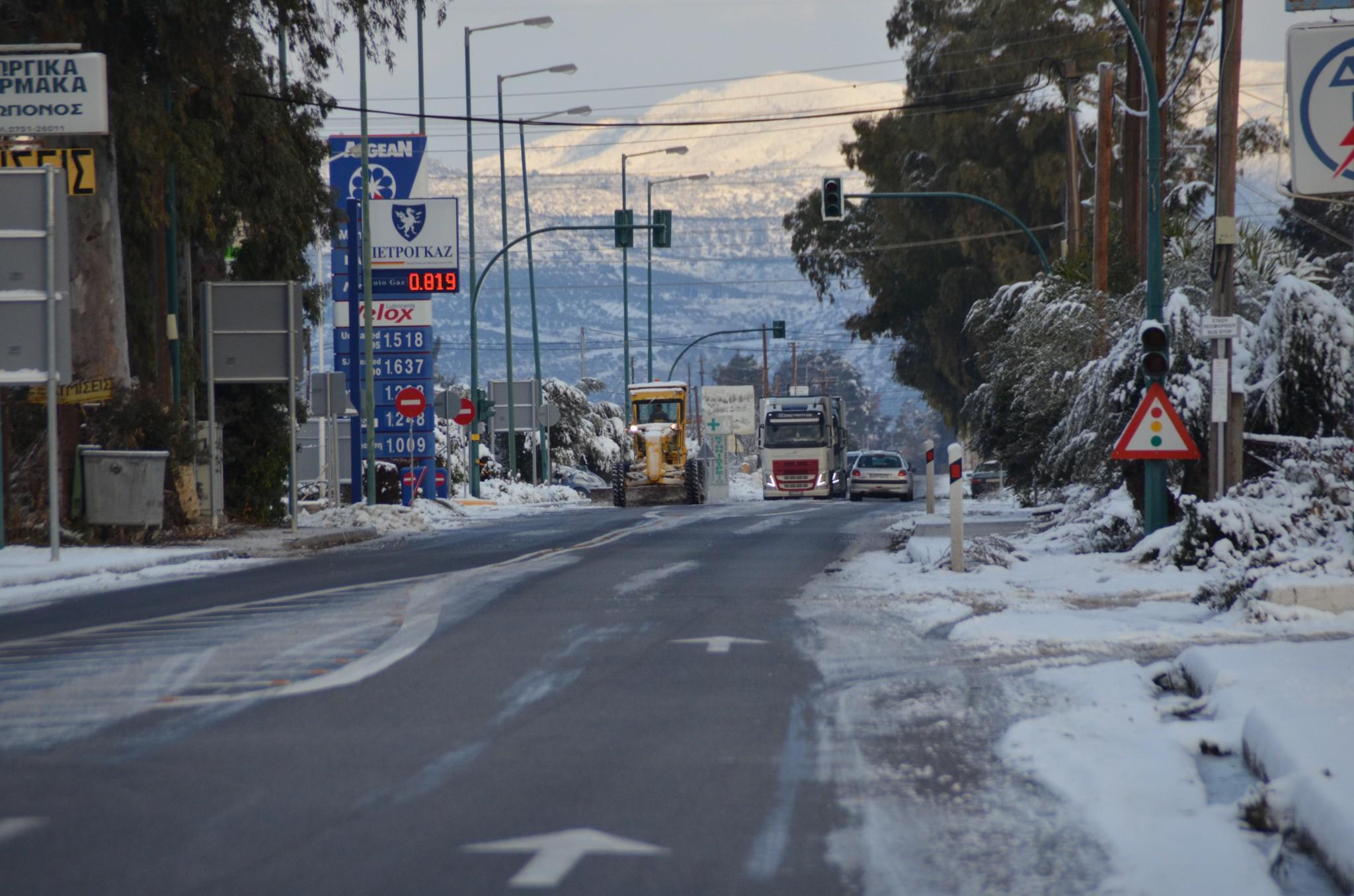 argolida-xionia-5 Τραγική κατάσταση στην Αλόννησο  – Πολλά προβλήματα σε όλη την Ελλάδα από τον χιονιά