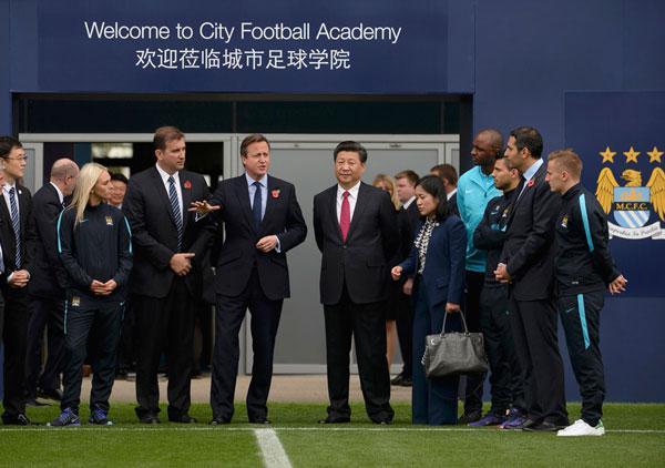 b8ac6f92322117c7ddef01 Φάκελος «Κινεζοποίηση» του ποδοσφαίρου - Πώς ξεκίνησε και τι εξυπηρετεί