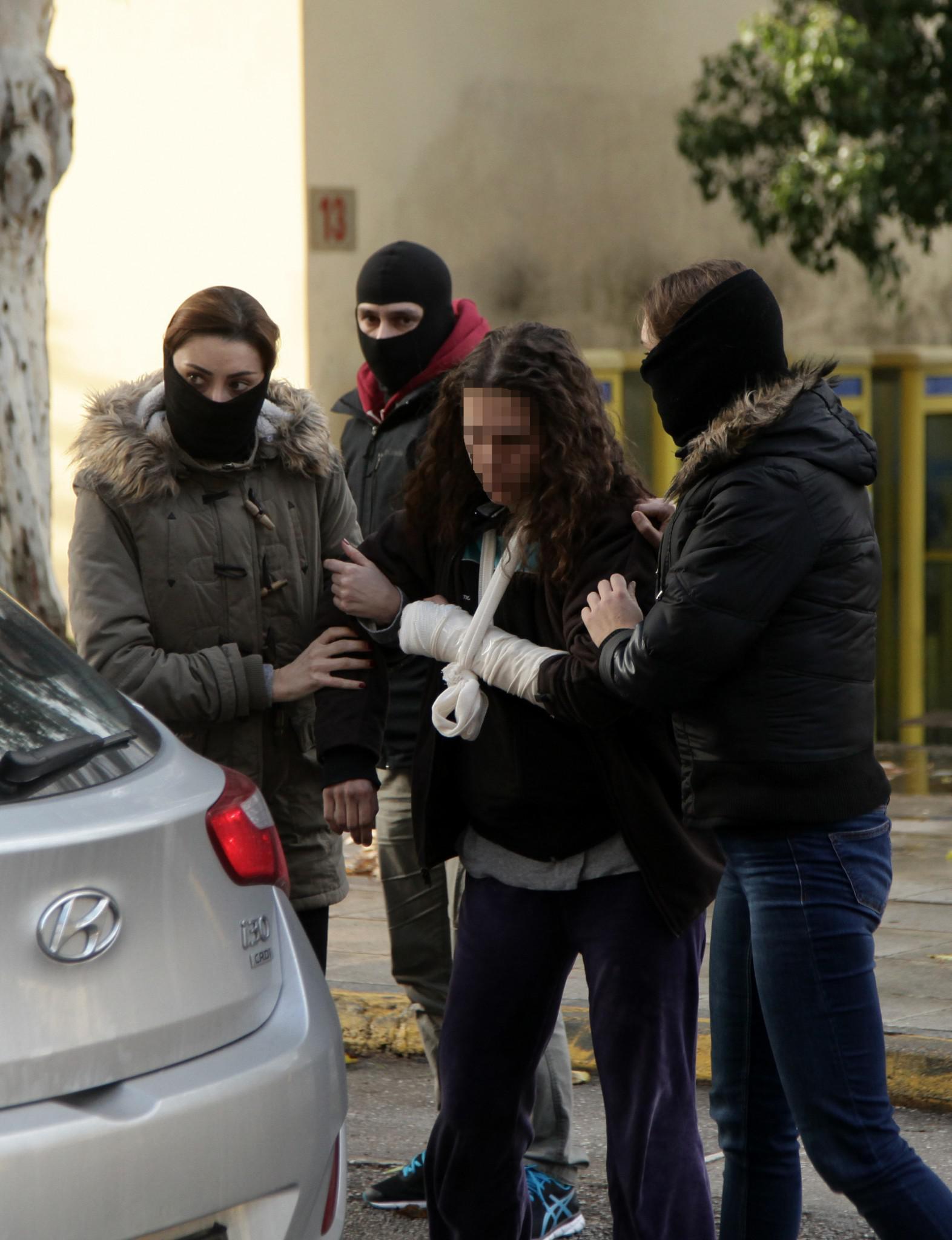 eisaggelia-500 Προφυλακιστέες Ρούπα και 25χρονη - Κατηγορούνται για νέα τρομοκρατική οργάνωση