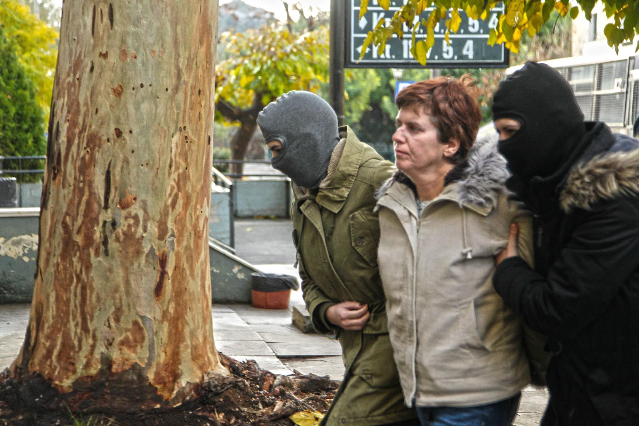 eisaggelia1-500 Προφυλακιστέες Ρούπα και 25χρονη - Κατηγορούνται για νέα τρομοκρατική οργάνωση