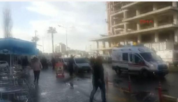 ekrixi3-500 Ισχυρή έκρηξη στη Σμύρνη - Δύο νεκροί και 10 τραυματίες [εικόνες & βίντεο]