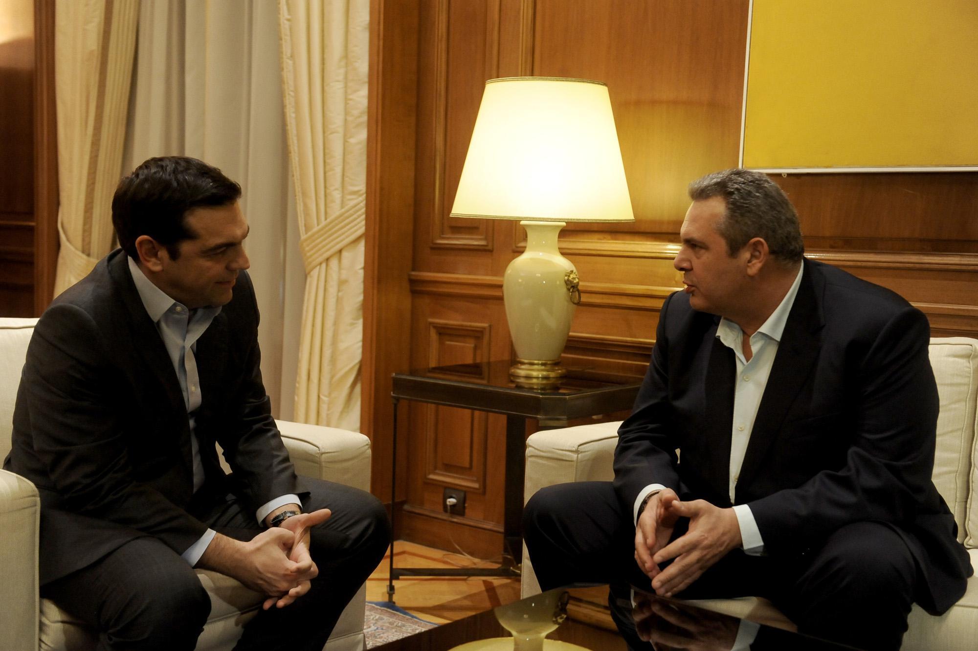 kammenos-tsipras-1300 Η «επόμενη μέρα» για το Κυπριακό μετά τη συνάντηση Τσίπρα με τους πολιτικούς αρχηγούς