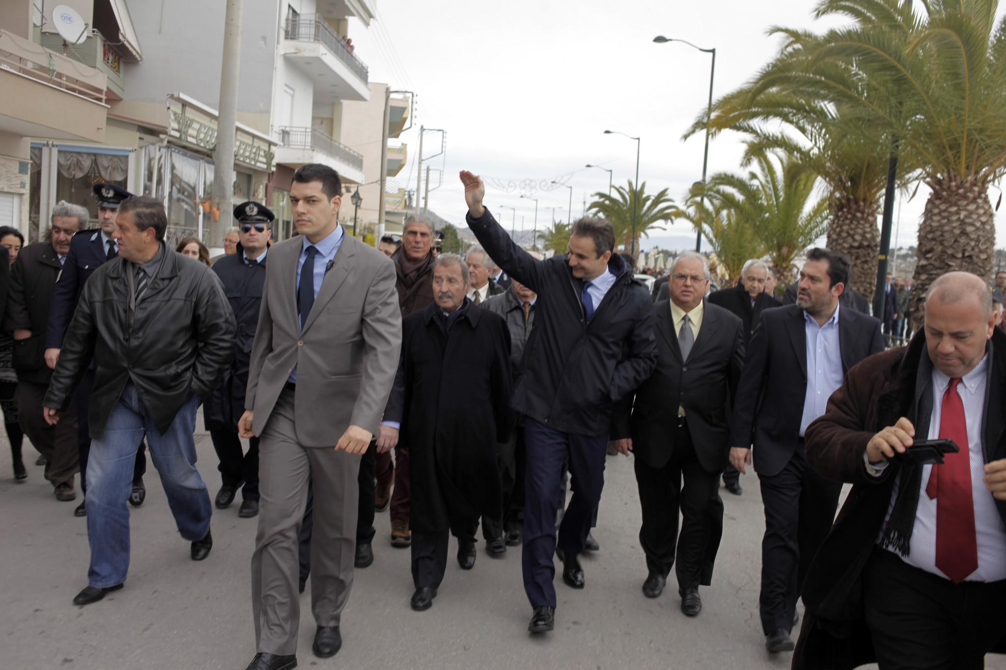 mitsotakis-500 Μητσοτάκης: Είναι άμεση η ανάγκη για ενότητα [εικόνες]