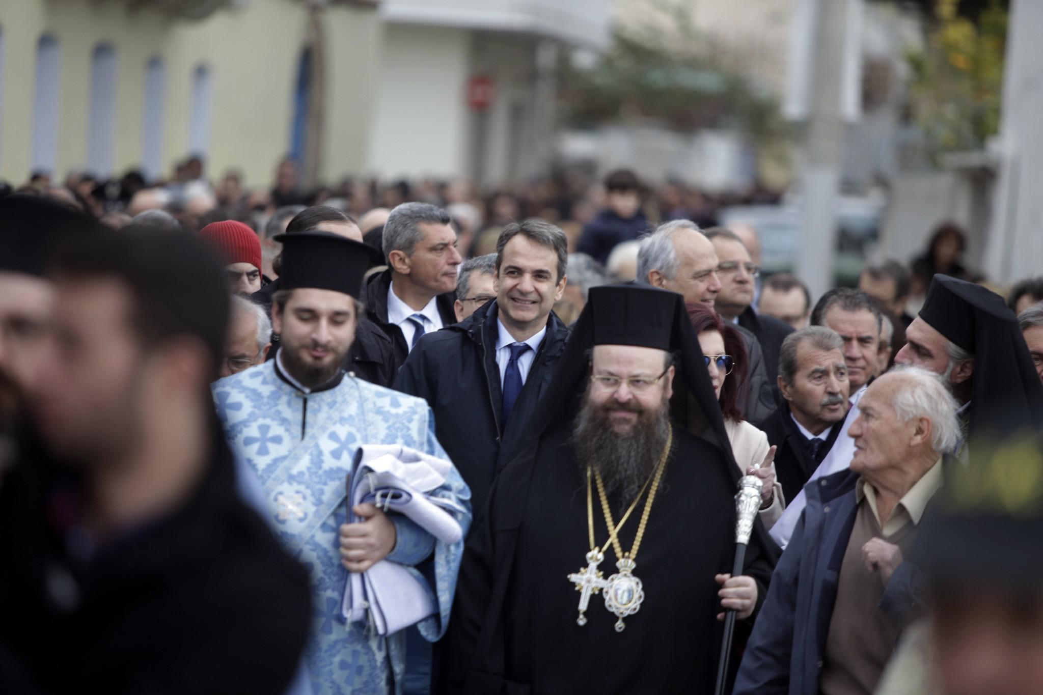 mitsotakis10-500 Μητσοτάκης: Είναι άμεση η ανάγκη για ενότητα [εικόνες]
