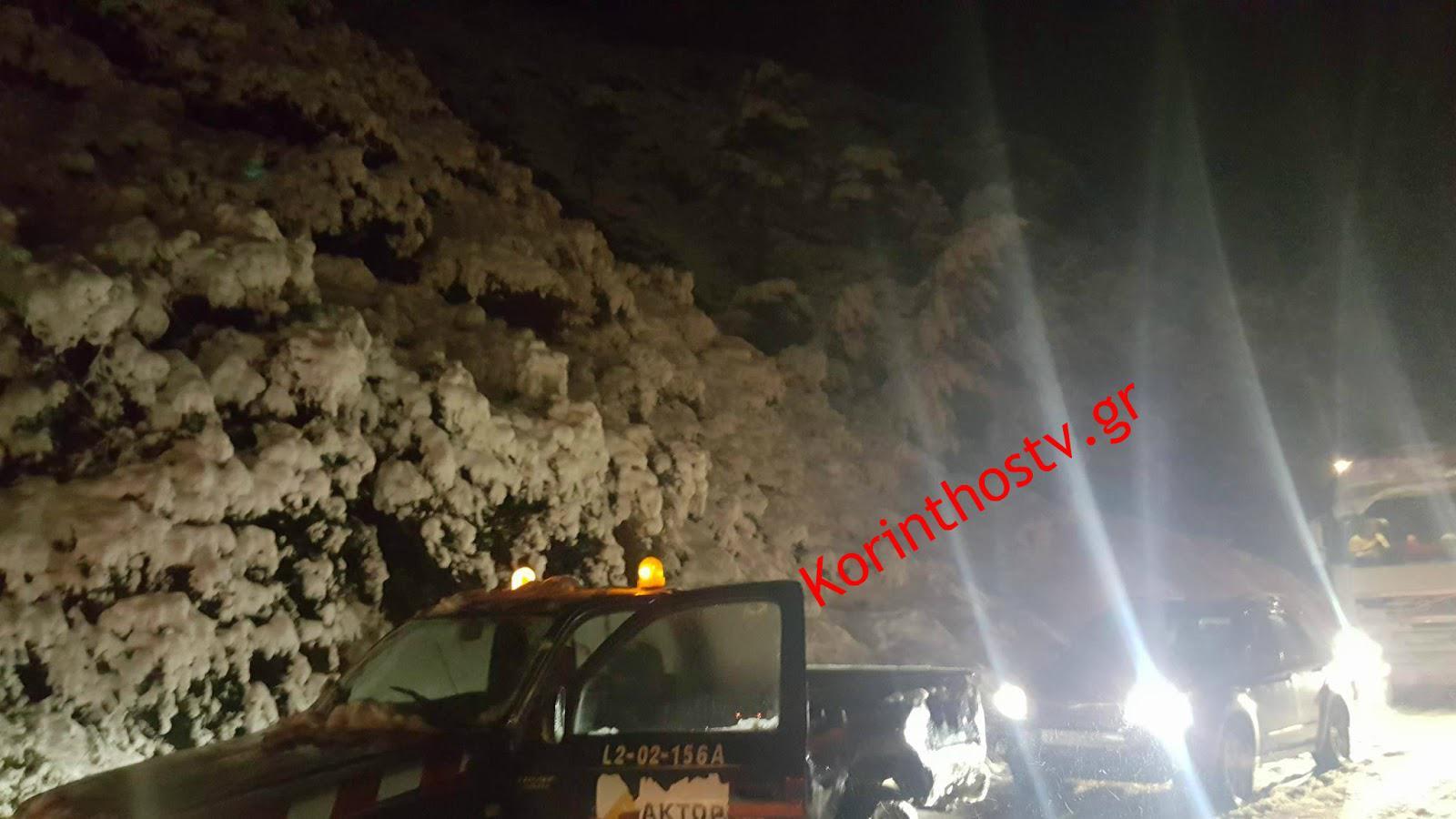 patrrra_0 Ανυποχώρητος ο χιονιάς - Τρεις νεκροί και τεράστια προβλήματα σε όλη τη χώρα [εικόνες]