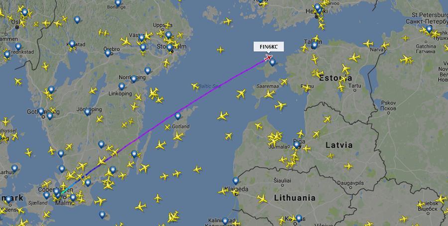 ptisi-500 Το ταξίδι του... τρόμου: Η πτήση 666 που κατευθύνεται προς... HEL την Παρασκευή και 13! [εικόνα]