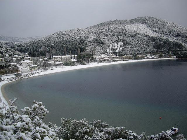 skokpelos-xionia-thalassa Τραγική κατάσταση στην Αλόννησο  – Πολλά προβλήματα σε όλη την Ελλάδα από τον χιονιά