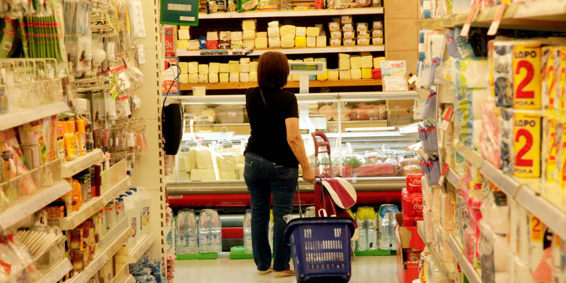 Κορωνοϊός και σούπερ μάρκετ: Διευκρινίσεις για την διασπορά και την υπερμετάδοση του