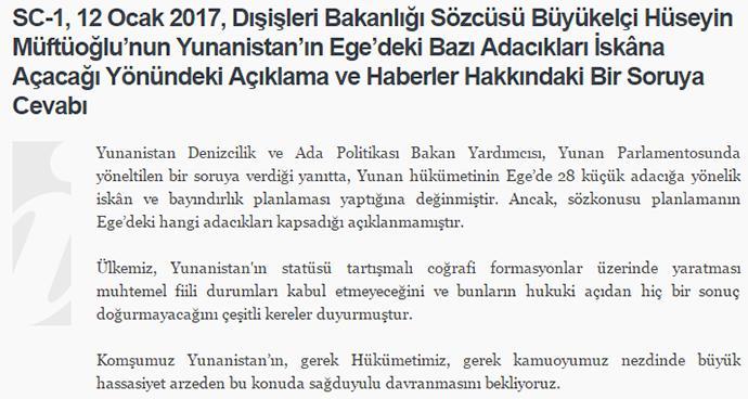tourkio-egrafo-prokliseis Απίστευτη τουρκική πρόκληση: Μην τολμήσετε να κατοικήσετε νησιά του Αιγαίου!