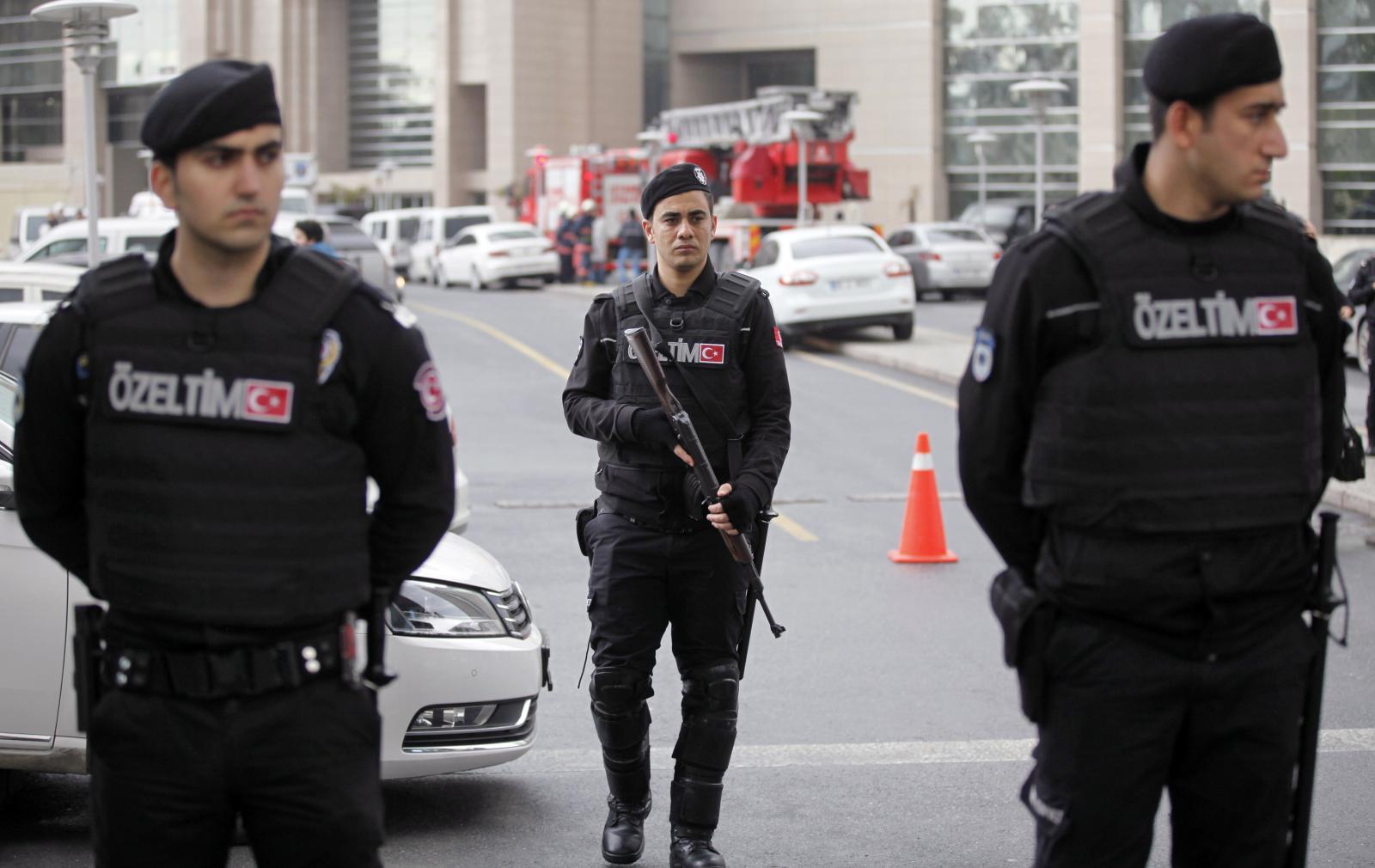 Τουρκία: Συνελήφθη Αφγανός ως ηγετικό στέλεχος του Ισλαμικού Κράτους