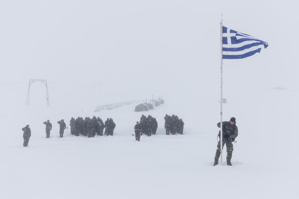 1_590 Ετσι εκπαιδεύονται οι Ελληνες καταδρομείς στα χιόνια [εικόνες]