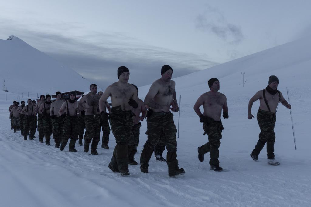 5_307 Ετσι εκπαιδεύονται οι Ελληνες καταδρομείς στα χιόνια [εικόνες]