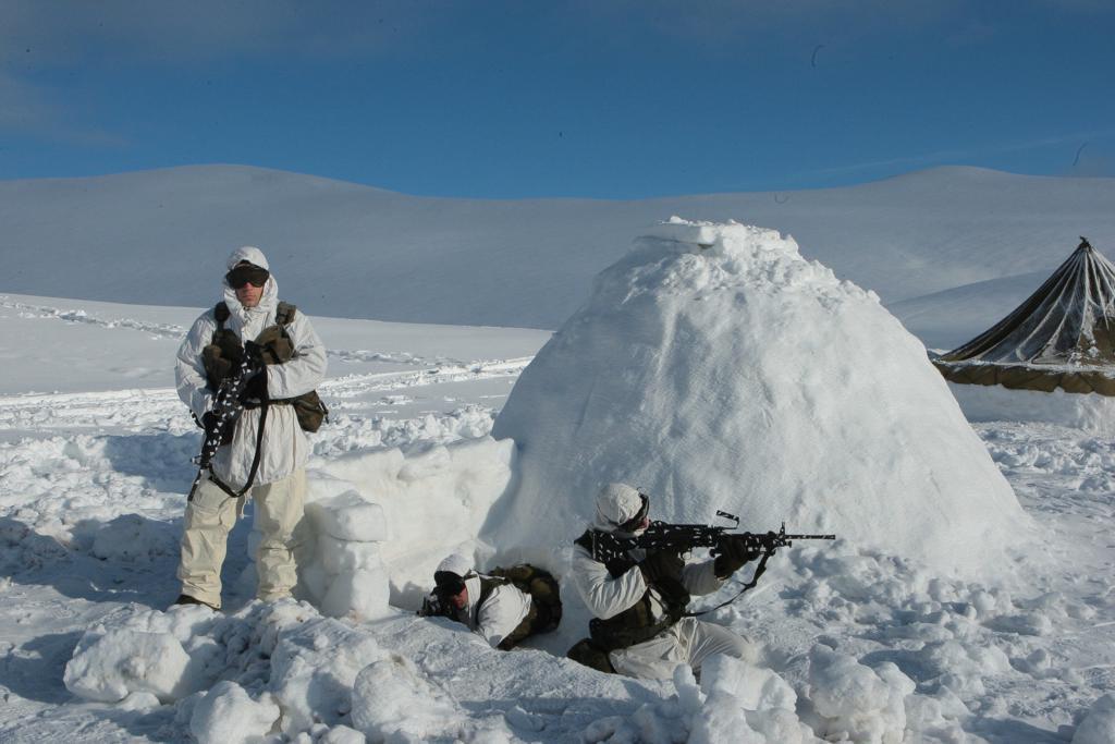 6_258 Ετσι εκπαιδεύονται οι Ελληνες καταδρομείς στα χιόνια [εικόνες]