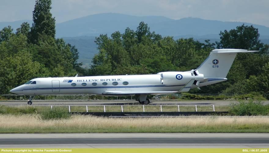 Private_G5_678_BSL_20090706-1 Έχω και πρωθυπουργικό αεροπλάνο, πάμε μια βόλτα; - Οι αμαρτωλές ιστορίες στον αέρα