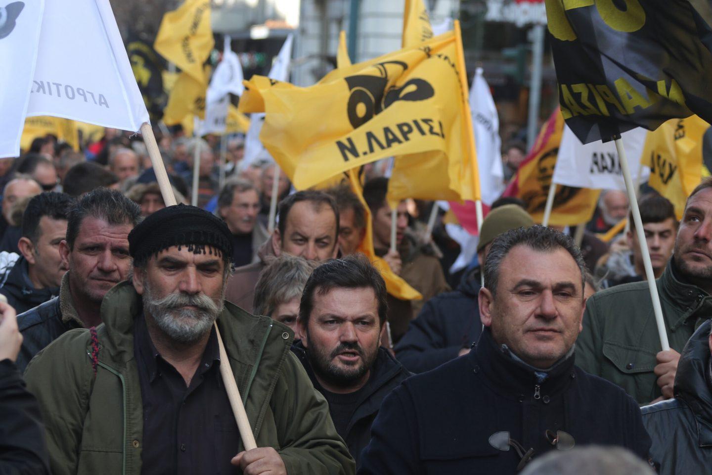 agrotes15-500 Ολοκληρώθηκε το παναγροτικό συλλαλητήριο [εικόνες]