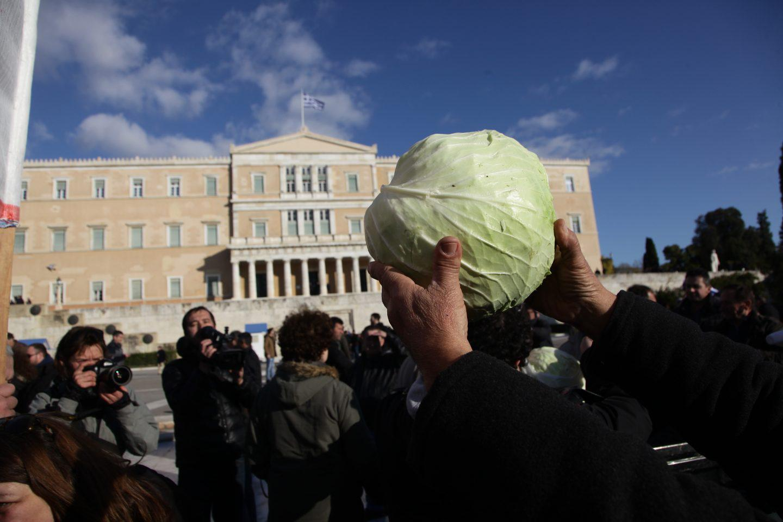 agrotes16-500 Ολοκληρώθηκε το παναγροτικό συλλαλητήριο [εικόνες]