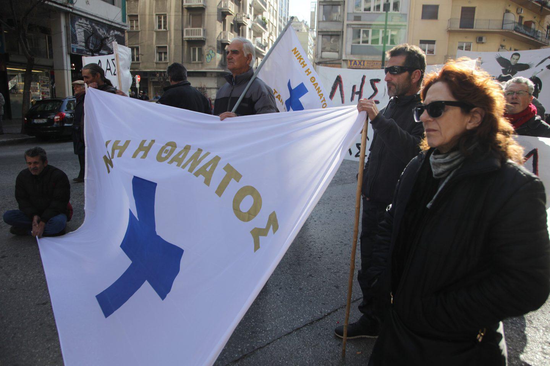 agrotes20-500 Ολοκληρώθηκε το παναγροτικό συλλαλητήριο [εικόνες]