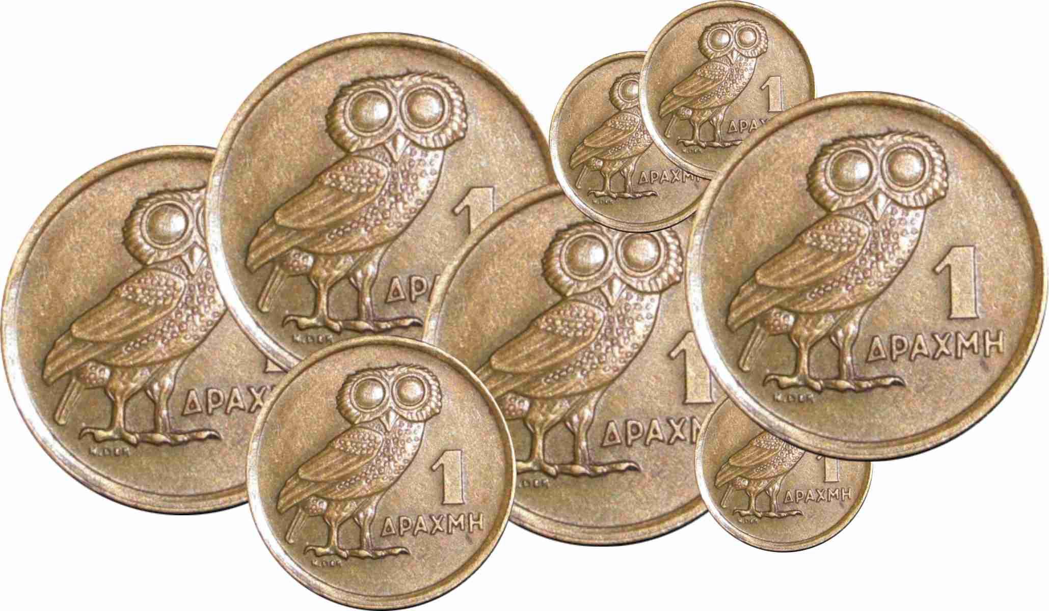 drachmi Ευρώ ή Δραχμή; Ιδού 10 ενδιαφέρουσες απαντήσεις!