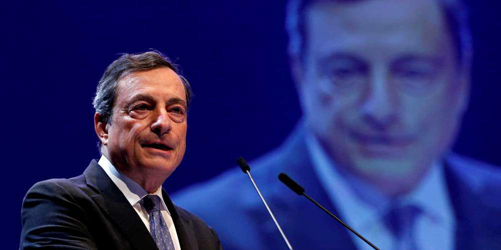 Ανατροπή στην ΕΕ: Φήμες για Ντράγκι στη θέση του επικεφαλής της Κομισιόν